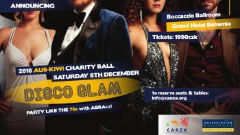 2018 ABIE Prague Charity Ball