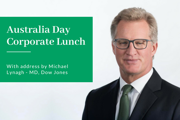 2019 IACC Australia Day Corporate Lunch