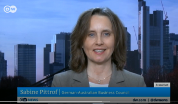 GABC represented on Deutsche Welle's Business Programs